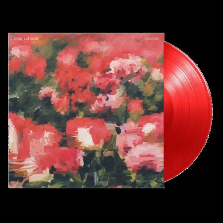 Rival Schools: Pedlas: Limited Edition Translucent Red Vinyl