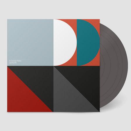 A Certain Ratio: ACR:EPR: Limited Edition Storm Grey Vinyl