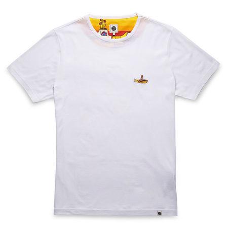 The Beatles: Yellow Submarine Badge T-Shirt