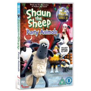 Shaun the Sheep: Party Animals DVD