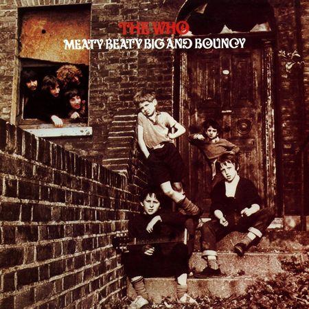 The Who: Meaty Beaty Big & Bouncy