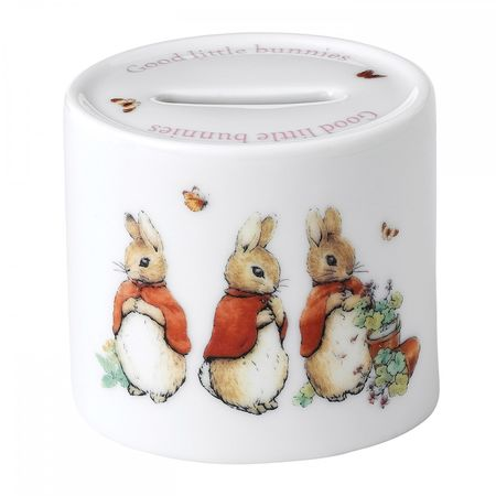 Flopsy, Mopsy and Cotton-tail: Flopsy, Mopsy and Cotton Tail Money Box