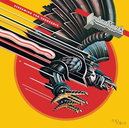 Judas Priest: Screaming For Vengeance: Vinyl LP