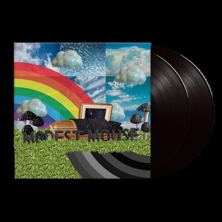 Modest Mouse: THE GOLDEN CASKET: Black Vinyl 2LP