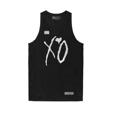 The Weeknd: XO CLASSIC LOGO MESH SPORT JERSEY