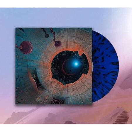 Slomatics: Canyons: Limited Edition Astral Hideout Splatter Vinyl