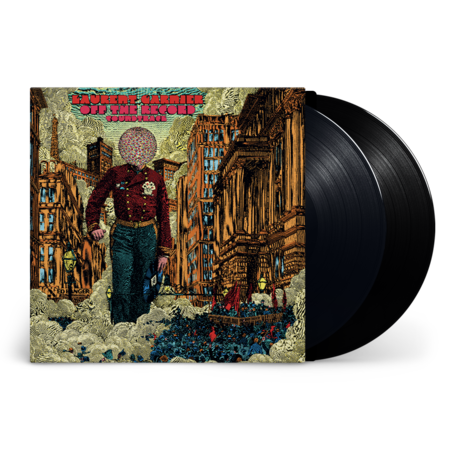 Various Artists: Laurent Garnier: Off The Record: Black Vinyl 2LP