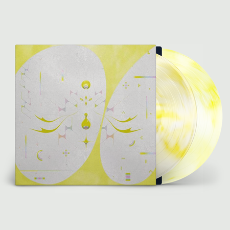 Iglooghost: Lei Line Eon: Limited Edition Transparent Marbled Vinyl