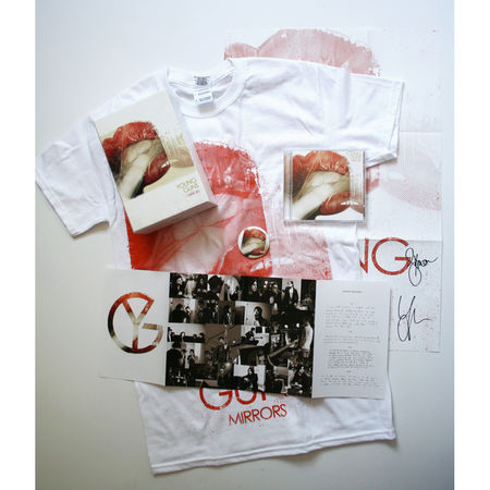 Young Guns: 'Mirrors' Ltd Edition Deluxe Boxset