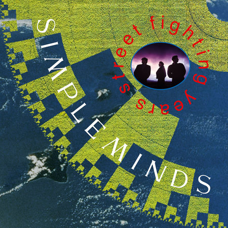 Simple Minds: Street Fighting Years (2CD)