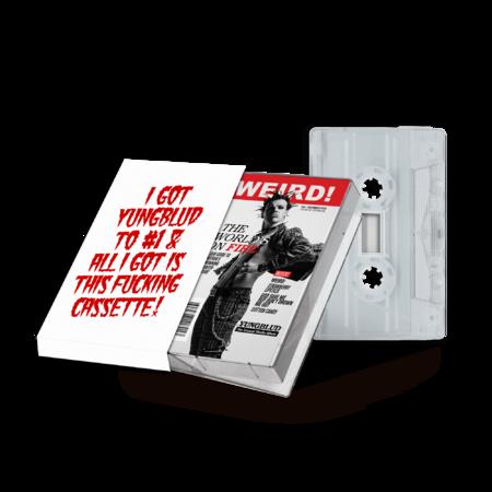 Yungblud: Weird! #1 signed cassette