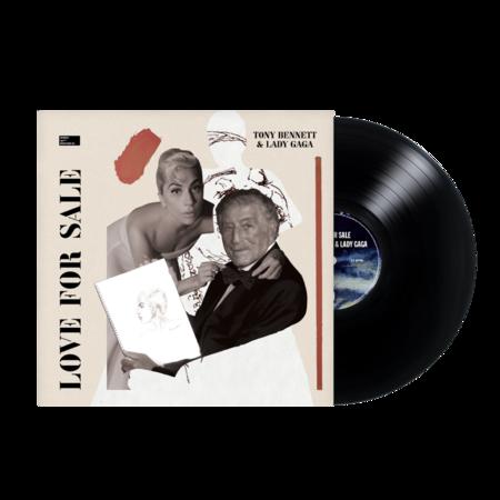 Tony Bennett & Lady Gaga: Love For Sale Standard Vinyl