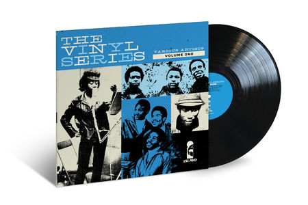 Various Artists [Artist]: The Vinyl Series Vol. 1 (Currated By Chris Blackwell) (LP)