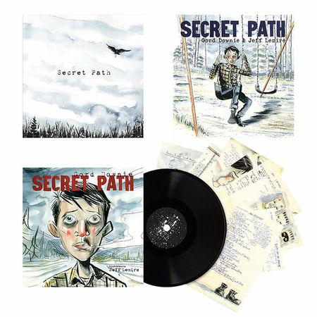 Gord Downie: Secret Path (Deluxe Vinyl + Book)