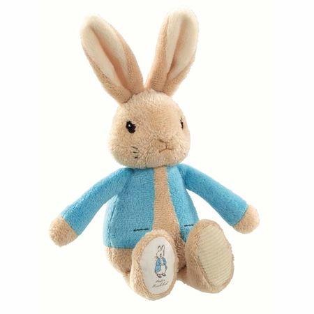 Peter Rabbit: Peter Rabbit Bean Rattle
