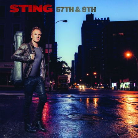 Sting: 57th & 9th Deluxe CD Album