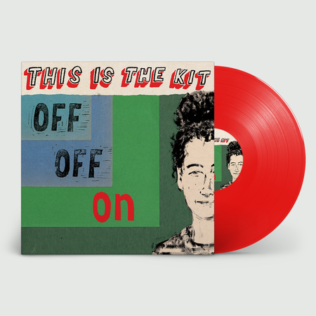 This Is The Kit: Off Off On: Limited Edition Red Vinyl