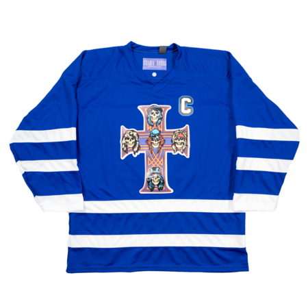 Guns N' Roses: Appetite For Destruction Cross Redux Jersey Small