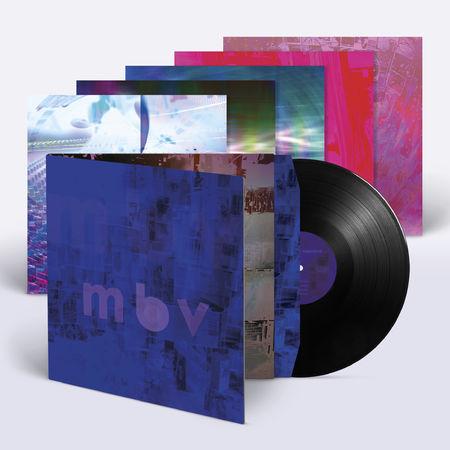 my bloody valentine: m b v: 180gm Gatefold Vinyl LP
