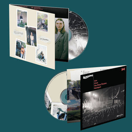 Blossoms: SIGNED DOUBLE CD