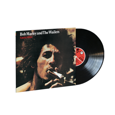 Bob Marley and The Wailers: Catch A Fire (Jamaican Pressing LP)
