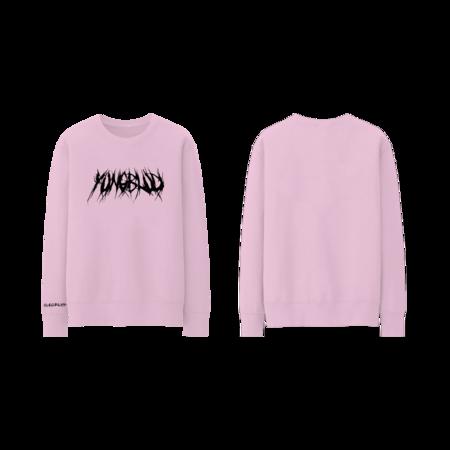 Yungblud: Pink YB Crewneck