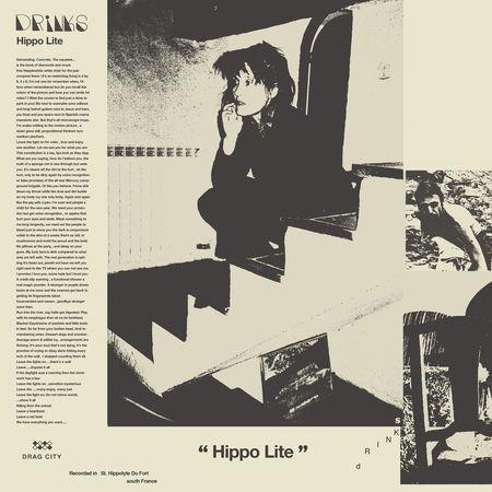 DRINKS (Cate Le Bon & Tim Presley): Hippo Lite