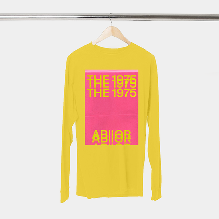 The 1975: ABIIOR LS T-SHIRT