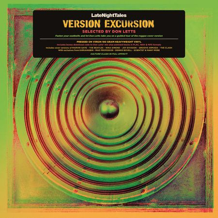 Various Artists: Late Night Tales presents Version Excursion selected by Don Letts: CD