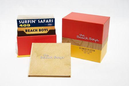 The Beach Boys: The U.S Singles Collection (16 CD Singles)