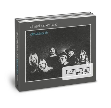 The Allman Brothers Band: Idlewild South: Deluxe Edition