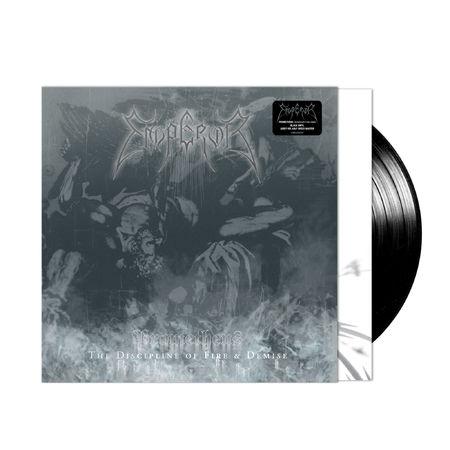 Emperor: Prometheus Discipline Of Fire & Demise 140gram Vinyl