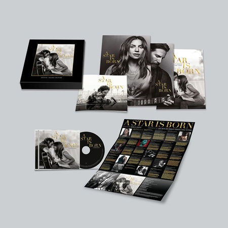 Lady Gaga and Bradley Cooper: A Star Is Born Boxset