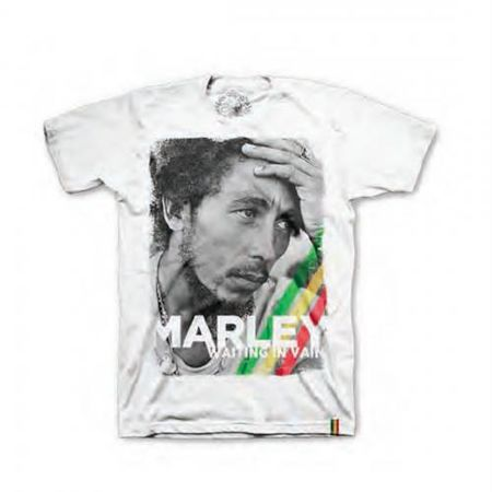 Bob Marley: WAITING IN VAIN - LARGE