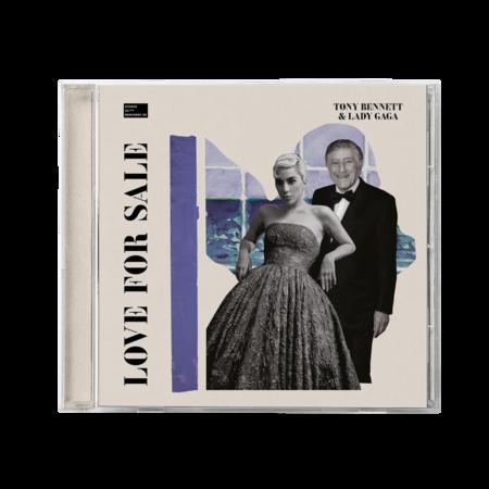 Tony Bennett & Lady Gaga: Love For Sale Alt CD 2