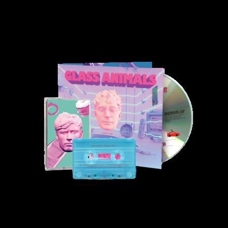 Glass Animals: Dreamland Mixtape Bundle + signed card