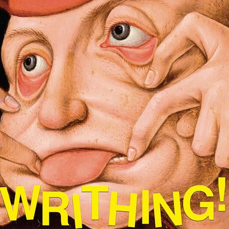 Voka Gentle : WRITHING!: CD