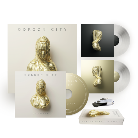 Gorgon  City: Olympia CD, LP & USB
