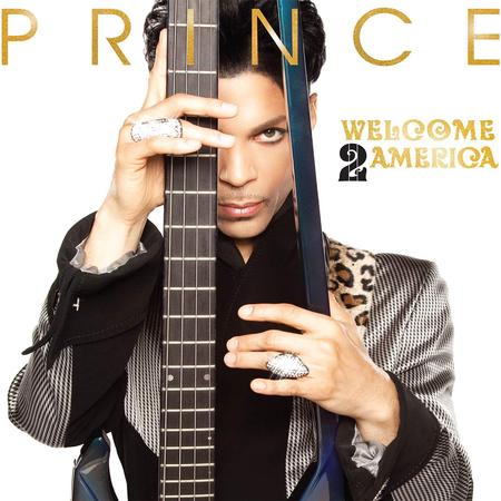 Prince: WELCOME 2 AMERICA: CD