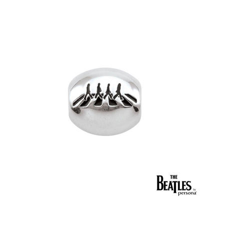 The Beatles: 925 The Beatles Abbey Road Bead