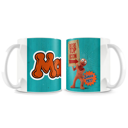 Morph: Morph 'Desk Top Icon' Limited Edition Mug