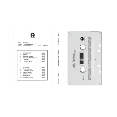 The Lathums: How Beautiful Life Can Be: First Edition Cassette