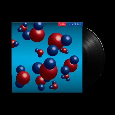 Orchestral Manoeuvres In The Dark: Universal: Vinyl Reissue