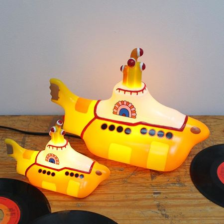 The Beatles: Yellow Submarine Table Lamp