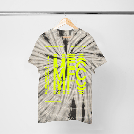 The 1975: ABIIOR MFC TIE DYE T-SHIRT III