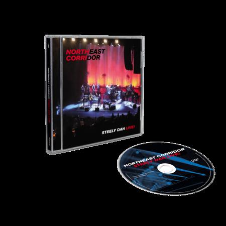 Steely Dan: Live: Northeast Corridor: CD