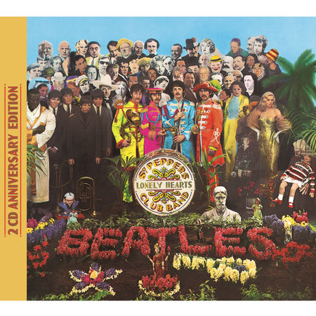 The Beatles: Sgt. Pepper's Lonely Hearts Club Band Anniversary Deluxe Edition (2 CD)
