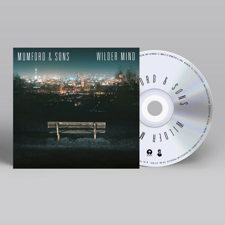 Mumford & Sons : Wilder Mind Standard CD Album