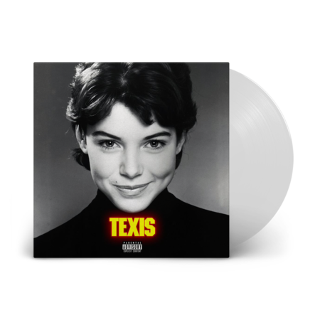 Sleigh Bells: Texis: Limited Edition Transparent Vinyl LP + Poster