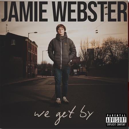 Jamie Webster: We Get By: Signed CD